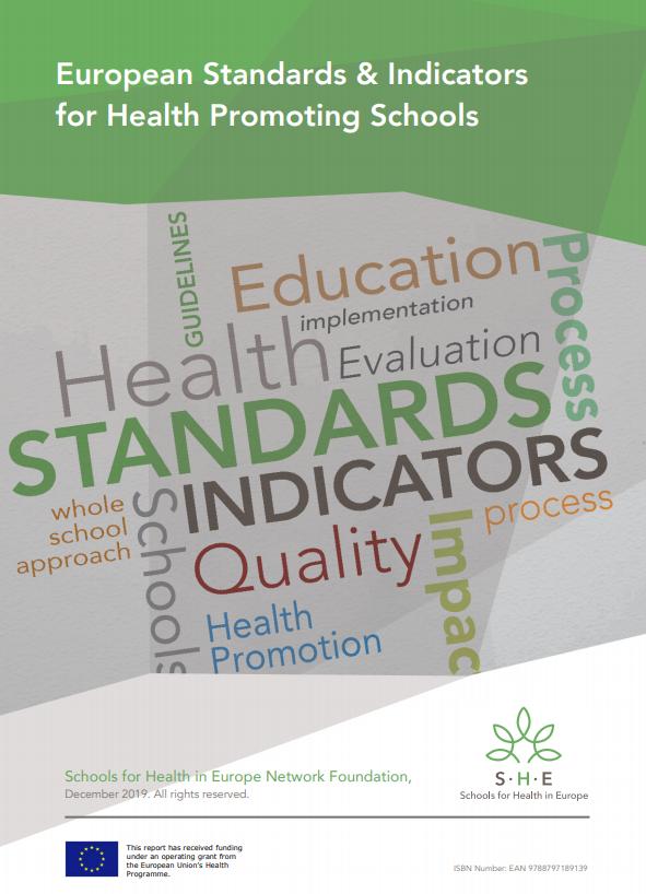 Ευρωπαϊκά ποιοτικά κριτήρια και δείκτες για τα σχολεία που προάγουν την υγεία